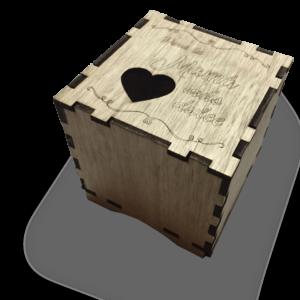 Caja Eucalipto- Diseñamos su regalo